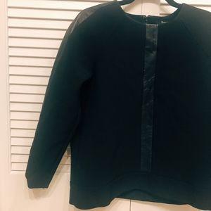 Made well black shirt